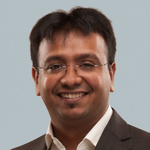 Nemit Shroff, Associate Professor of Accounting at MIT Sloan School of Management