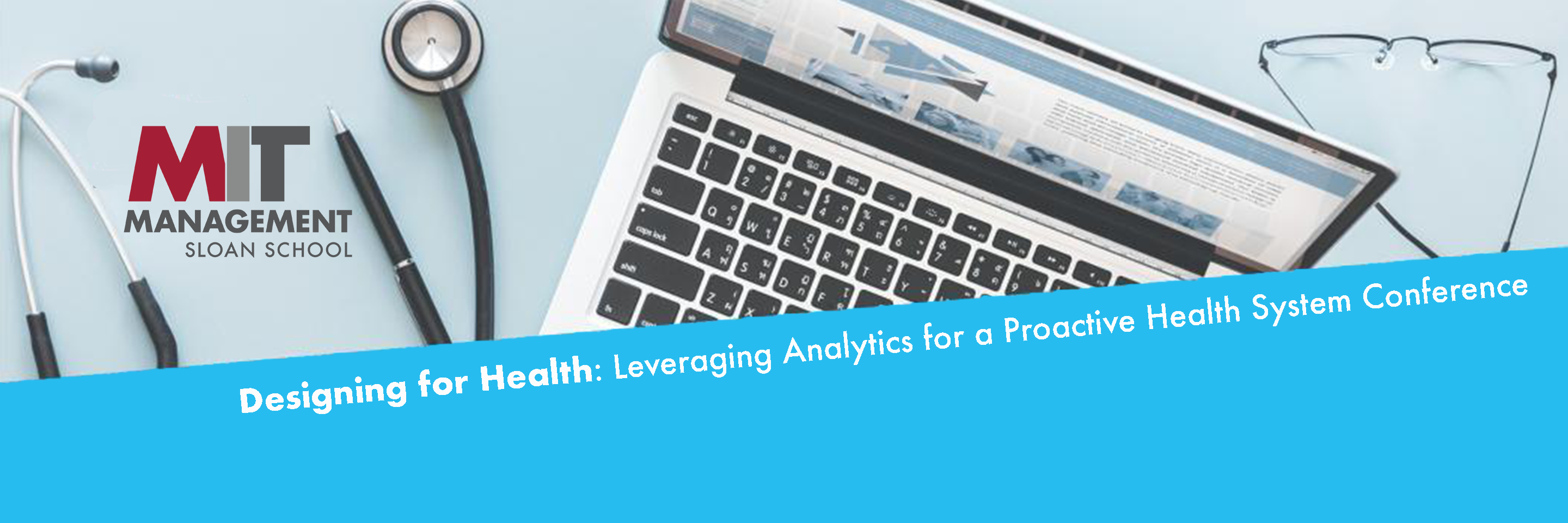 MIT Sloan to host conference on leveraging analytics for a proactive