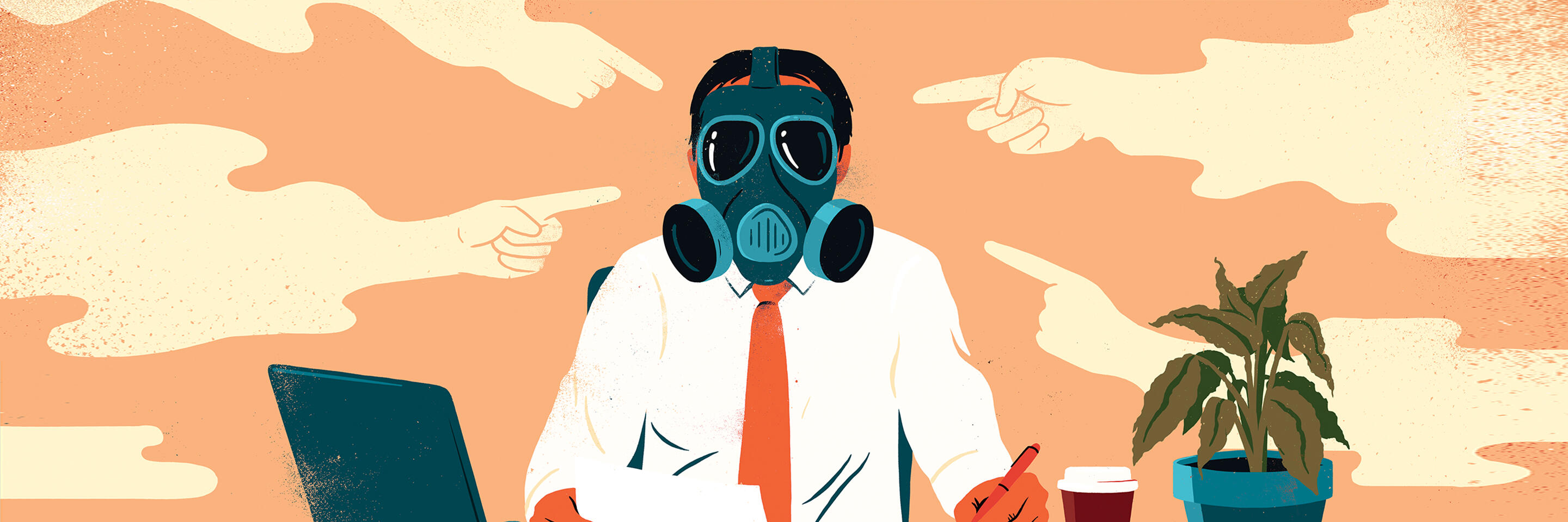Fixing a toxic work culture: Guarding against the 'dark