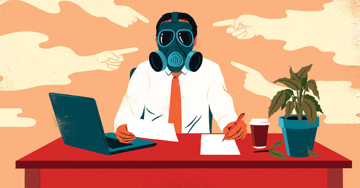 Fixing a toxic work culture: Guarding against the 'dark triad' | MIT Sloan