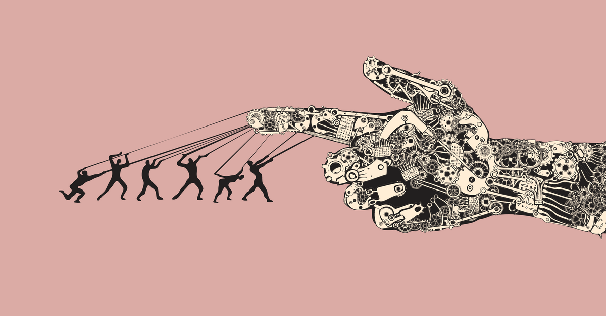 Are we encouraging the wrong AI?   MIT Sloan
