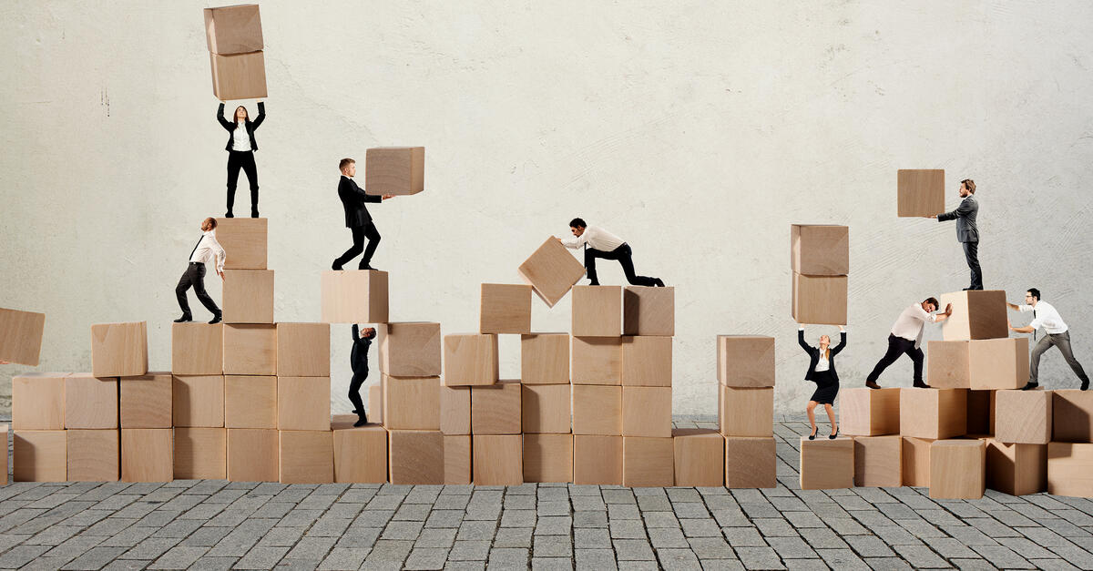 Overdue: A new organizing model for IT | MIT Sloan