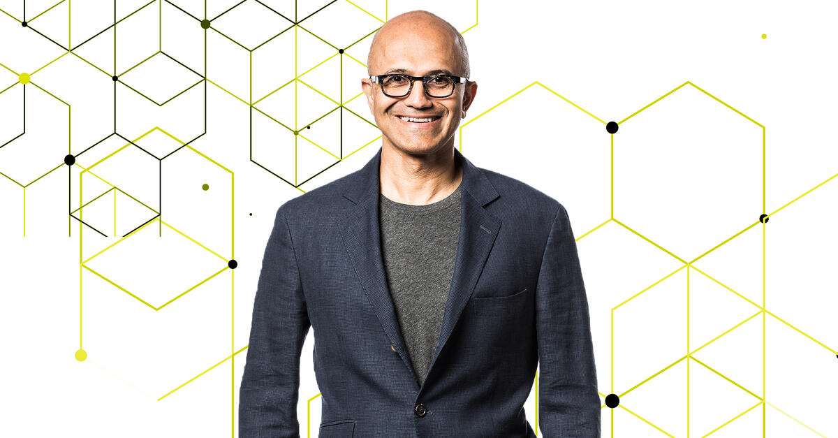 What Microsoft's Satya Nadella thinks about work of the future   MIT Sloan