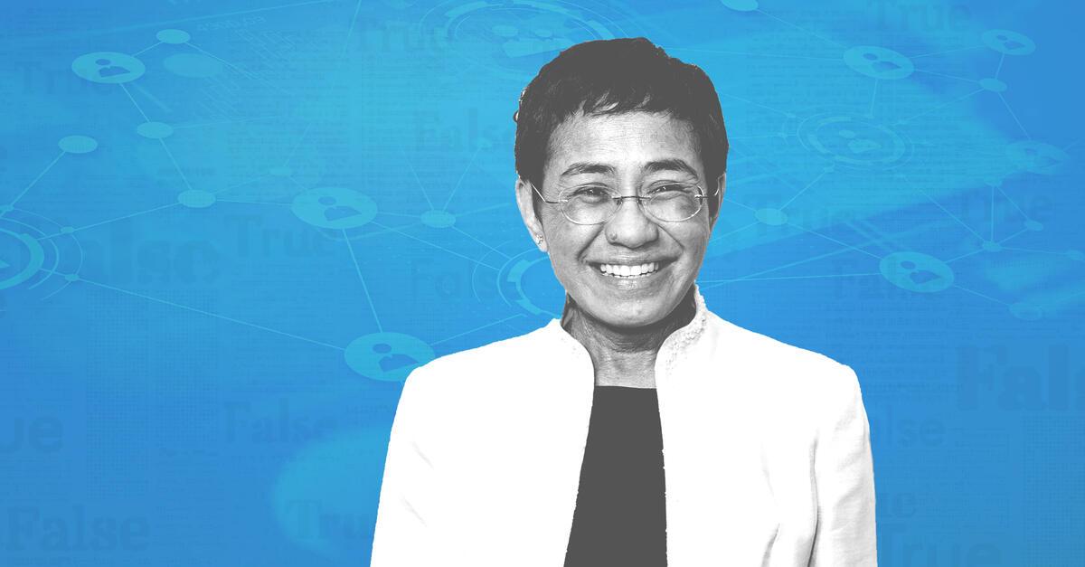 Nobel Peace Prize winner on fighting 'virus of lies' | MIT Sloan