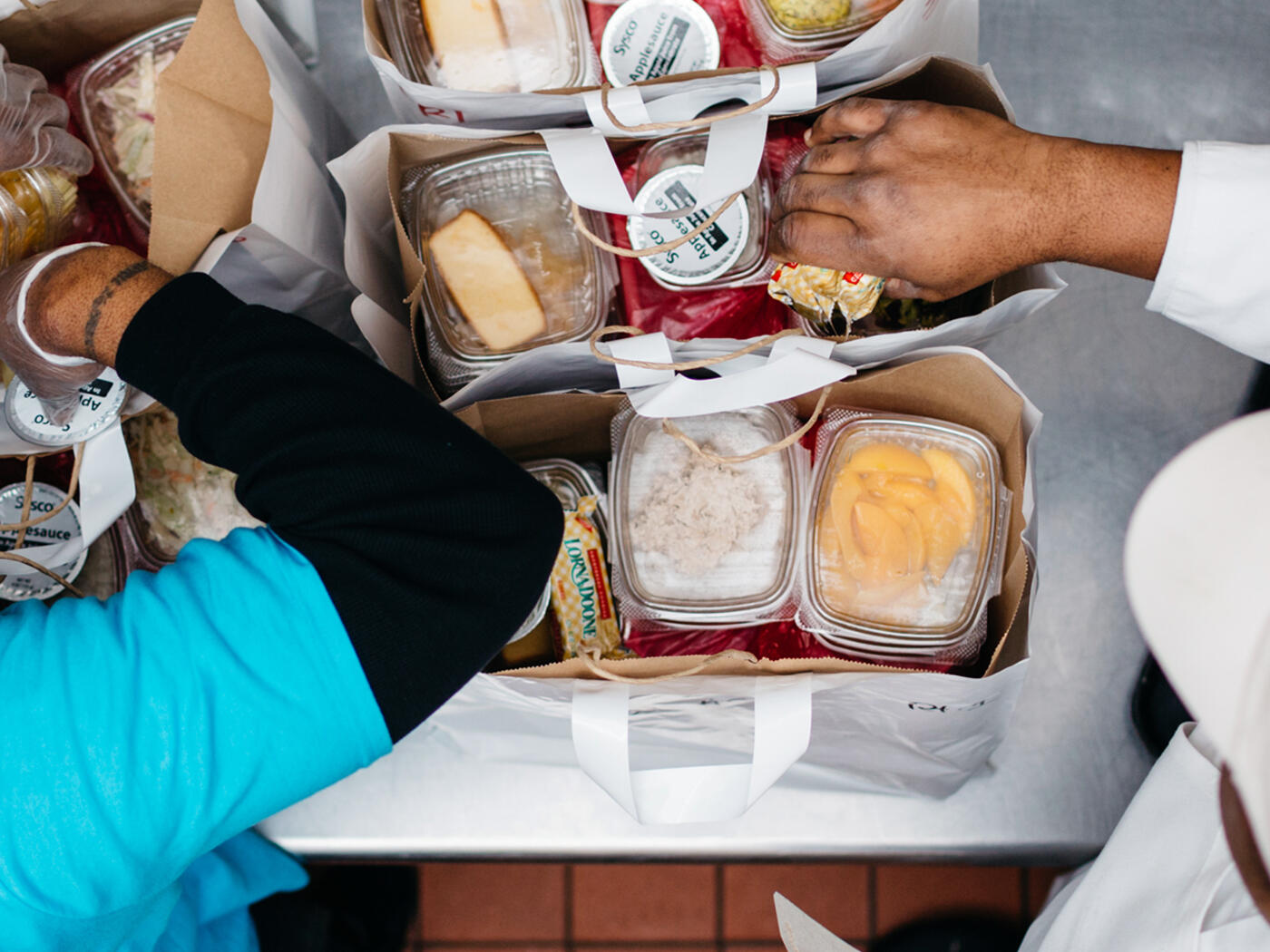 How a nonprofit meals provider will triple the people it serves