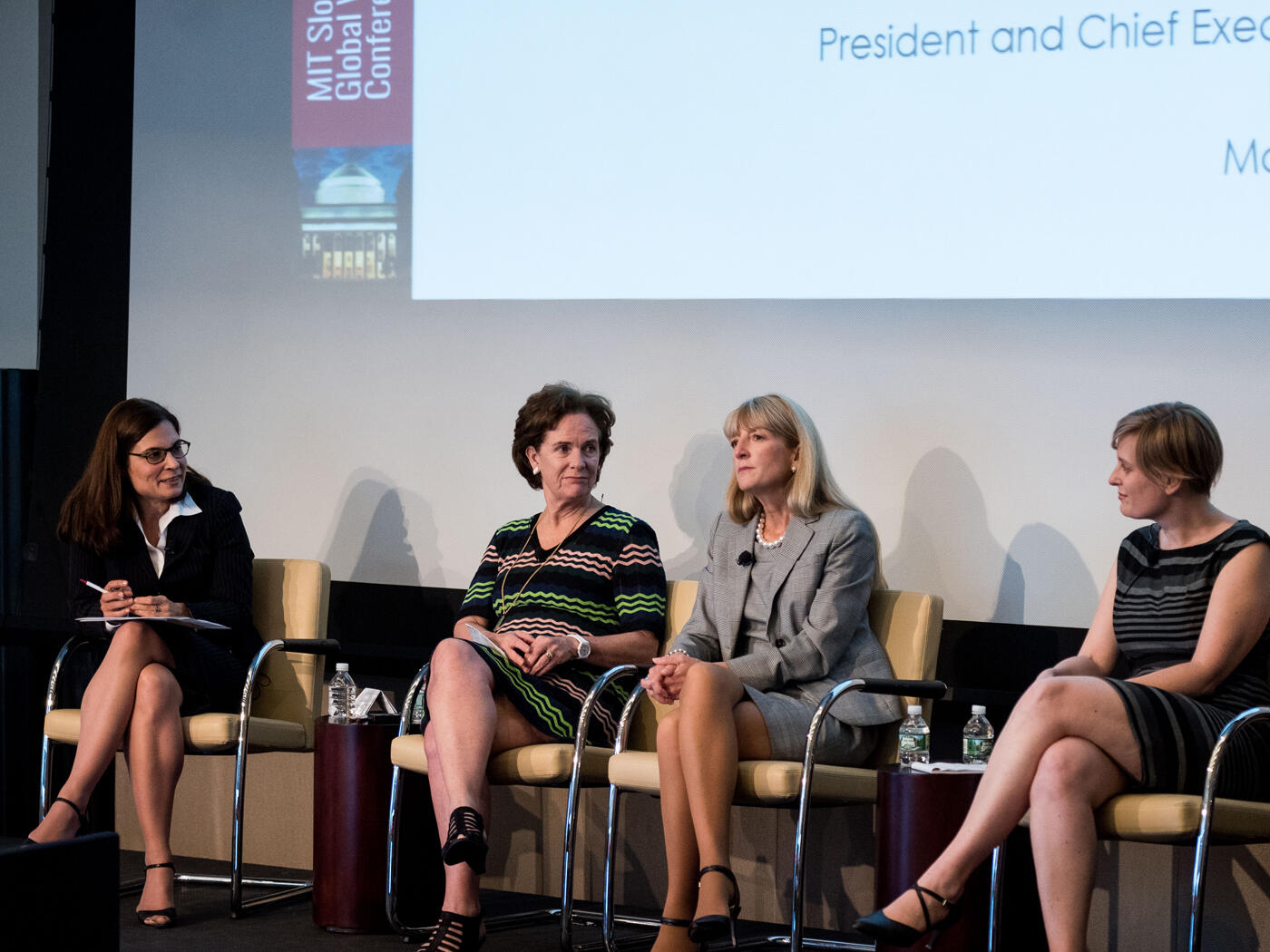 MIT Sloan Global Women's Conference 2017 Photos