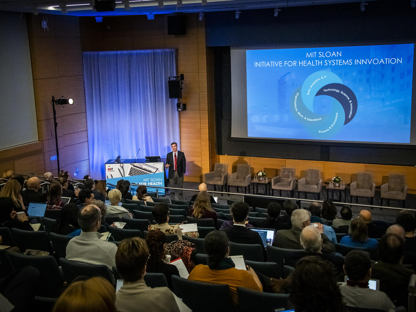 MIT Sloan Designing for Health Conference 2018 | MIT Sloan