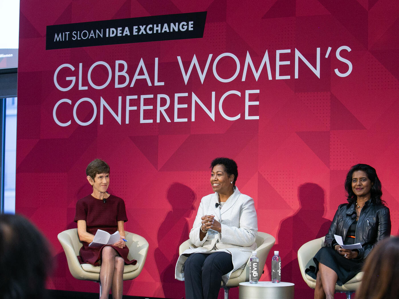 MIT Sloan Global Women's Conference Photos 2019