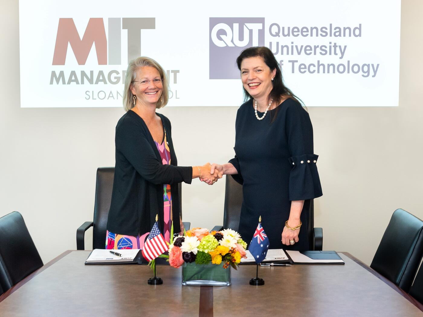 MIT Sloan launches strategic collaboration with QUT Business School