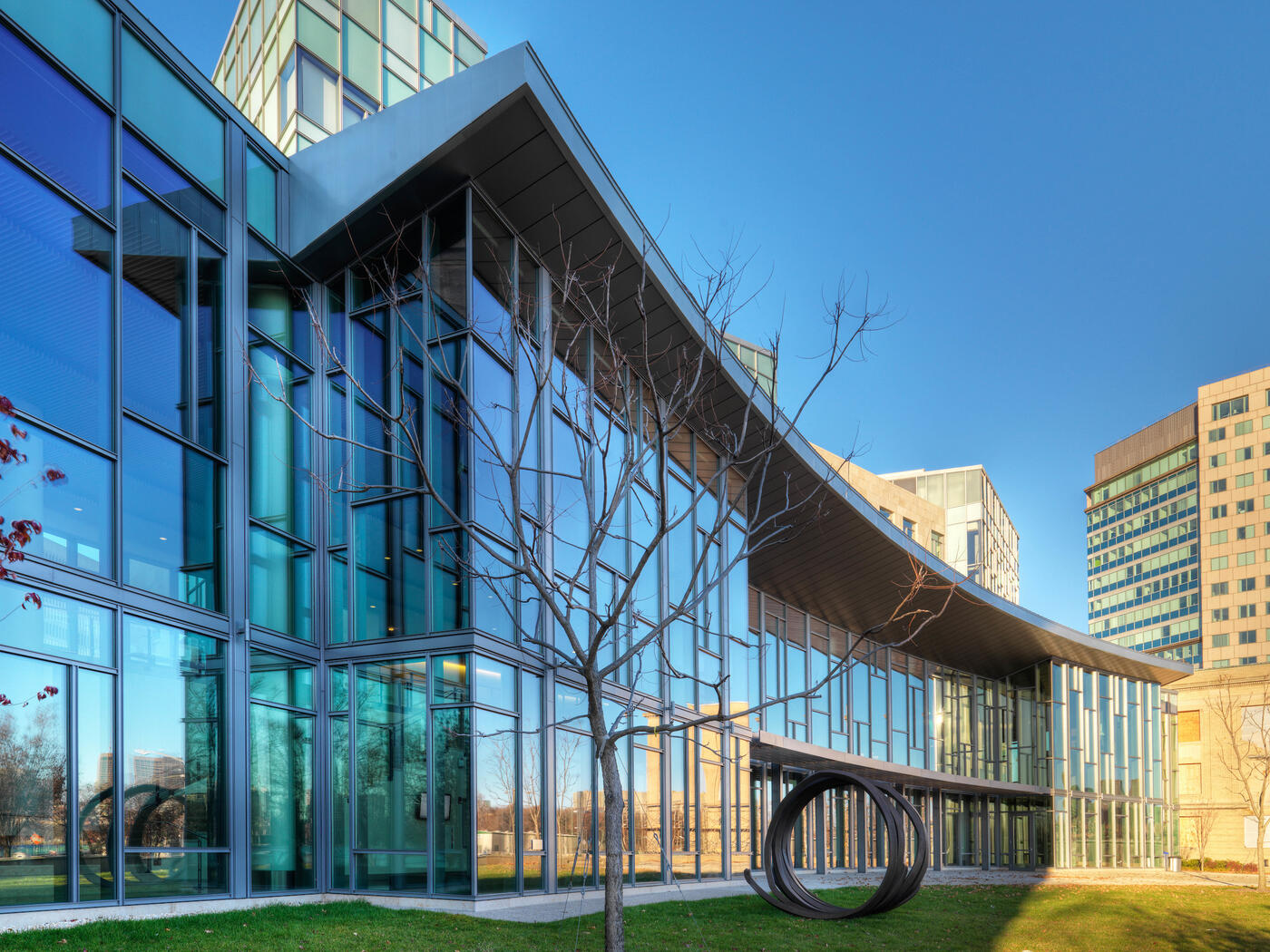 Explore the MIT Sloan Campus