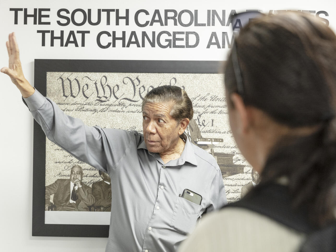 USA Lab: Bringing the Role of Orangeburg, S.C., in Civil Rights Movement to Light